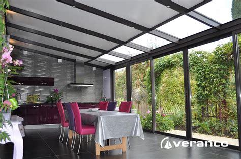 cuisine veranda véranda cuisine une véranda pour agrandir sa cuisine