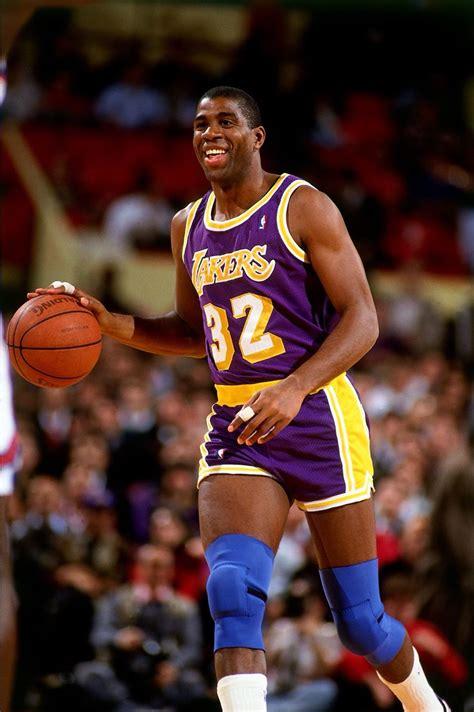Magic Johnson - LA Lakers | Magic johnson, Lakers ...