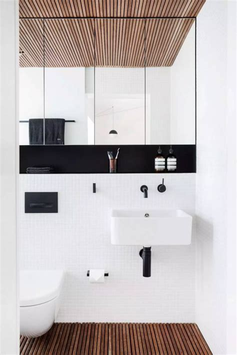 Small Bathroom Black And White by 23 Stylish Small Bathroom Ideas To The Big Room Statement