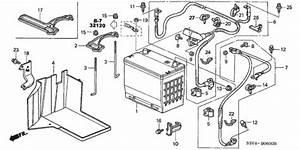 Wiring Database 2020  26 2004 Acura Mdx Parts Diagram