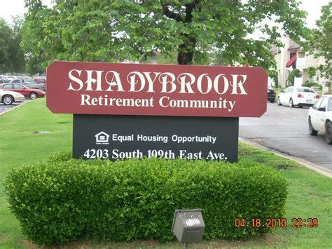 Shadybrook Apartments (OK)   CCInvest