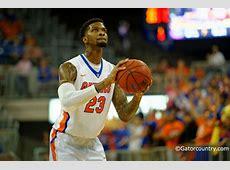 Chris Walker putting expectations aside Florida Gators