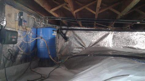 Elizabethtown, PA Foundation Repair, Crawl Space Repair
