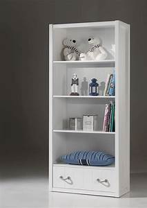 Meuble Bibliothèque Enfant : biblioth que enfant design blanche ~ Preciouscoupons.com Idées de Décoration