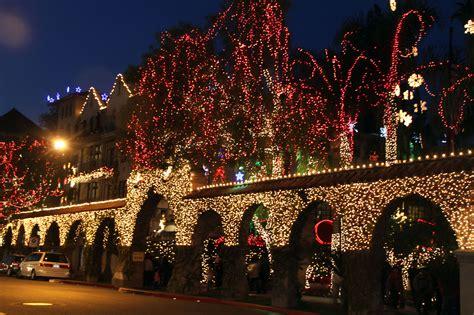 mission inn lights 2017 где увидеть рождественские огни в лос анджелесе