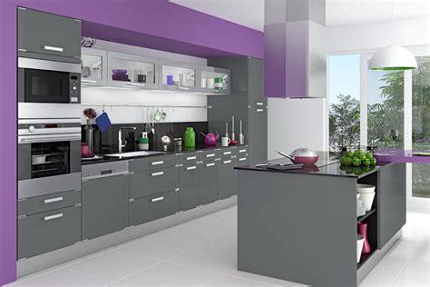 meuble cuisine et gris meuble cuisine gris mobilier design décoration d 39 intérieur