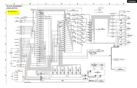 Onkyo Wiring Diagram Library