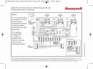 Faq Wiring Diagram S Plan Plus Pump Overrun  St9400 And
