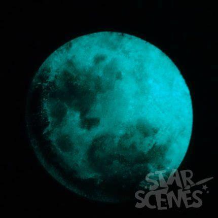 glow   dark moon star stickers kit starscenes