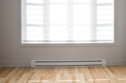 radiant floor  baseboard heating pros cons