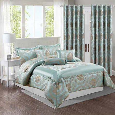 duck egg bedding set  matching curtains imperial rooms