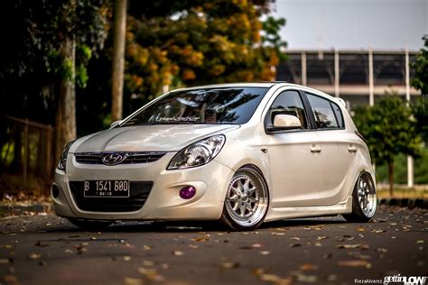 Modifikasi Hyundai I20 by Gettinlow Iqbal S 2011 Hyundai I20