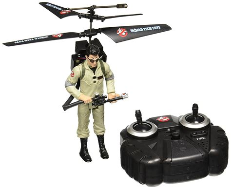 Rc Helicopter, Remote Control Egon Ghostbusters Ir Gyro