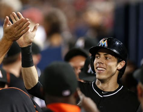 Christian Yelich Will Play For Team Usa In World Baseball Classic