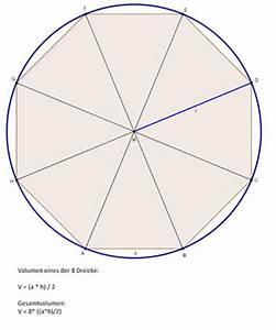 Achteck Berechnen : achteck berechnen sie den fl cheninhalt eines regul ren achtecks mit der seite a mathelounge ~ Themetempest.com Abrechnung