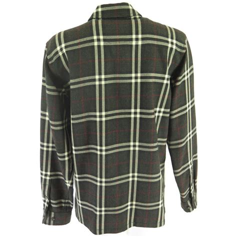 ralph wool shirt womens s plaid wool embroidered black the clothing vault