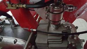 Harley Davidson Aermacchi Crtt 250 Sprint Motorcycle