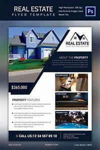 real estate flyer template 37 free psd ai vector eps With property flyer template free