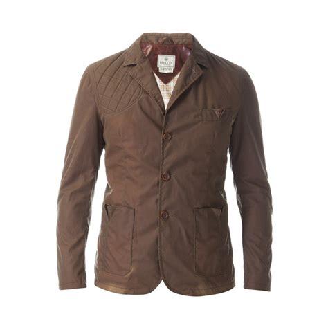 Beretta Mans Summer Wax Cotton Sport Jacket