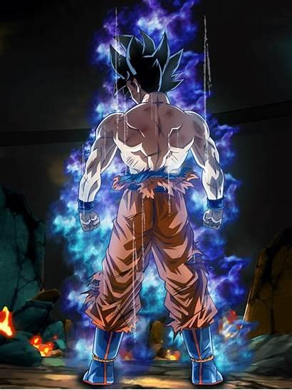 Goku Ball Son Instinct Ultra Dragon Dbz