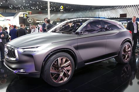 Infiniti Picture by Infiniti Qx Sport Inspiration Wears New Clothes In