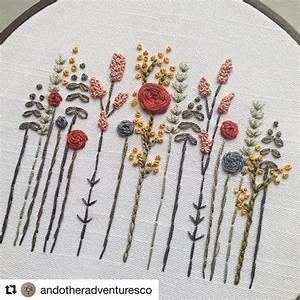 Moderne Japanische Kleidung : andotheradventuresco needlework handembroidery broderie bordado ricamo embroidery ~ Orissabook.com Haus und Dekorationen