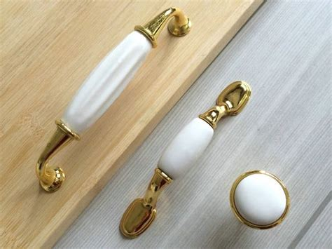 gold drawer pulls 3 5 gold white drawer pull handles dresser knobs