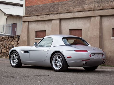 The High Performance Brakes Front And Rear For Bmw Z8