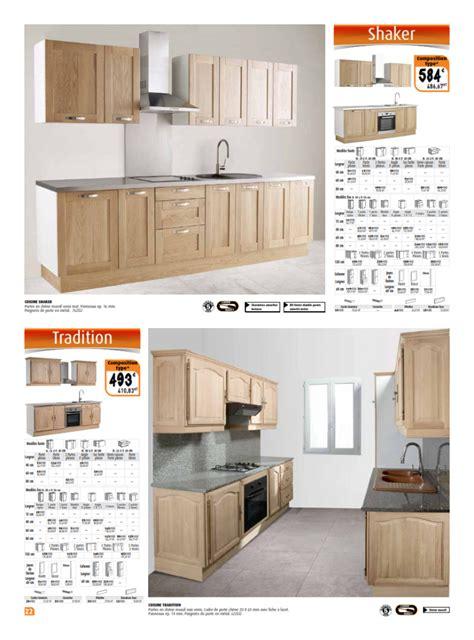 lapeyre cuisine catalogue bricoman spécial cuisine et chauffage cataloguespromo com