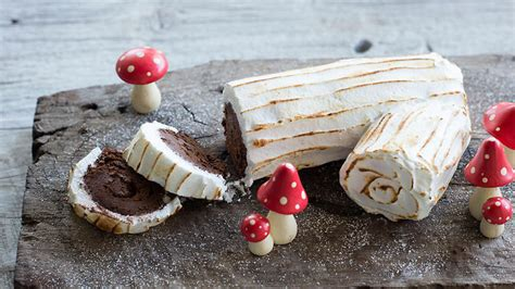 cuisine az noel yule log recipe bûche de noël recipe recipes