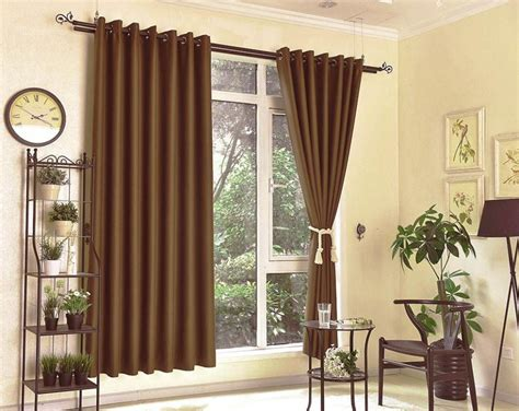 Brown Extra Wide Blackout Curtains Orange Silk Curtains How To Make A Roll Up Curtain Cheap Nice Where Buy Canopy Bed Navy Kitchen Paul Simon Retro Panels Creative Shower