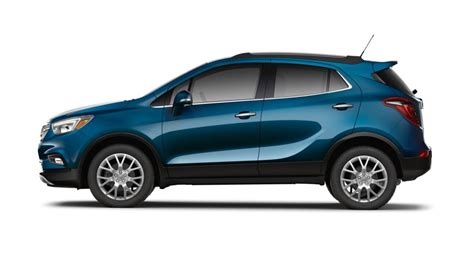 2019 Buick Encore by The New Azure Metallic Color For 2019 Buick Encore
