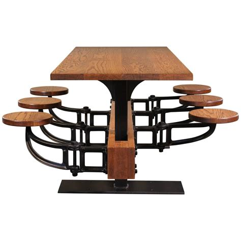 swing out swing out seat cafe table get back inc