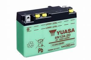 6n12a-2d - Conventional 6 Volt