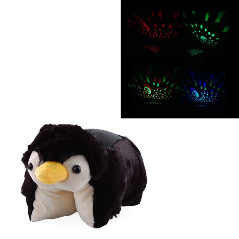 pillow pets dream lights pillow pets dream lites playful penguin 11 pillow pet