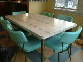 want a formica table like this someday retro kitchen