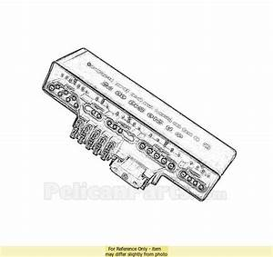 Mercedes-benz E-class  1996-2003  W210 - Switches  Motors  Relays  Fuses  U0026 Wiring