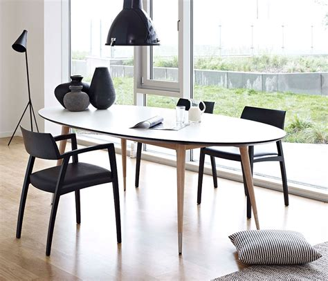 white oval dining table retro oval dining table warfside com for the home