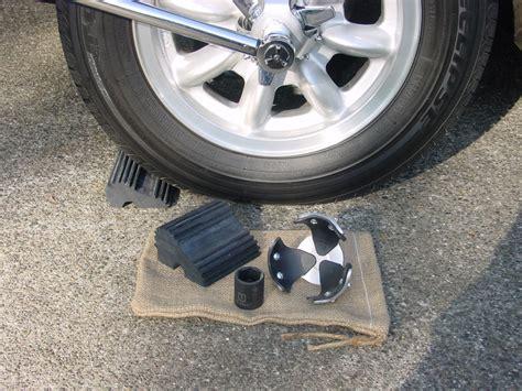 eared spinner tool suspension steering brakes
