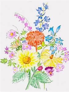Blumen Bilder Gemalt : flower amusing page ~ Orissabook.com Haus und Dekorationen