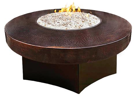 Gas Fire Pit With Hammered Copper Table Top Bi Parting Barn Door Hardware Fireplace Screen With Doors Shower Glass Replacement Walmart Garage Opener Ge Slate French Refrigerator Patio Affordable Knobs