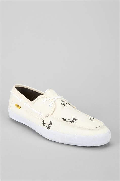Lyst - Urban outfitters Chauffer Surf Siders 13 Mens Sneaker in White for Men