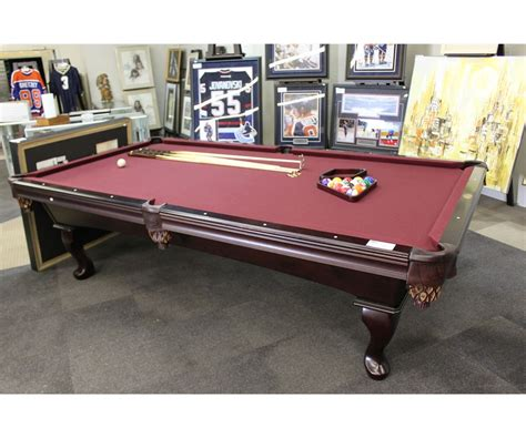 olhausen pool table accufast olhausen 30th anniversary accufast slate pool able auctions