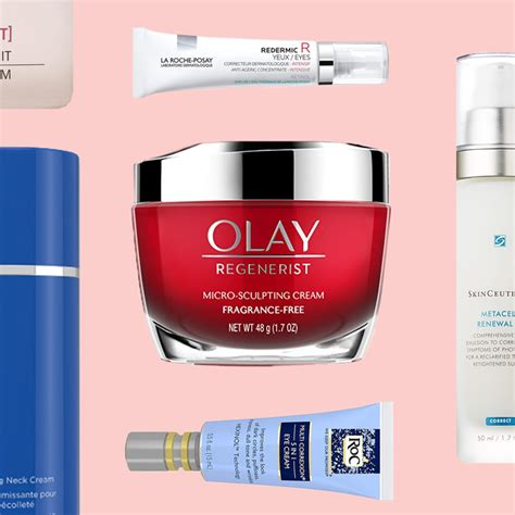 10 Best Anti Aging Wrinkle Creams, Serums, and Products