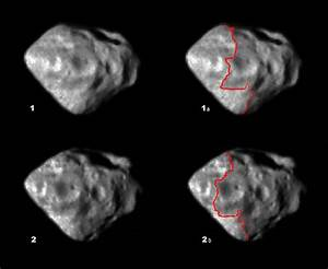"""The Hidden Story of The """"Asteroid"""" Steins' Encounter ..."""
