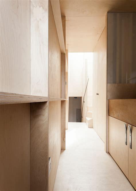 Plywood House by Simon Astridge   iGNANT.com