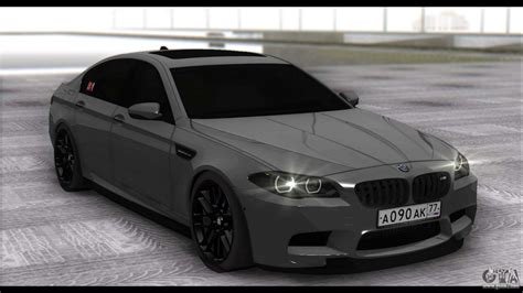 Bmw Mods F10 by Bmw M5 F10 For Gta San Andreas