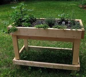 Bac En Bois Pour Jardin : herbes aromatiques faites vous ces 12 erreurs ~ Melissatoandfro.com Idées de Décoration
