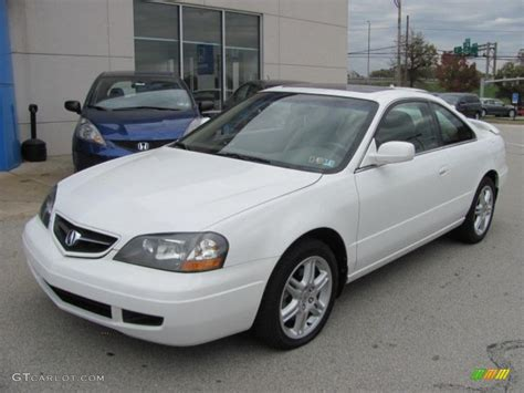 taffeta white 2003 acura cl 3 2 type s exterior photo