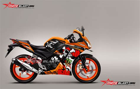 Modifikasi Motor Cbr 150 Lokal by Top Modifikasi Motor Cbr 150 Repsol Terbaru Modifikasi